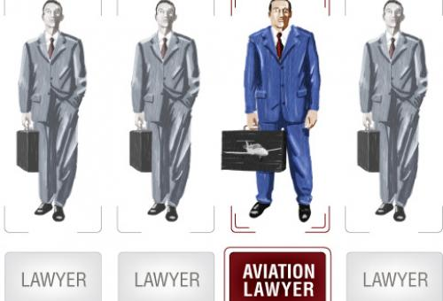 Choosing your aviation lawyer