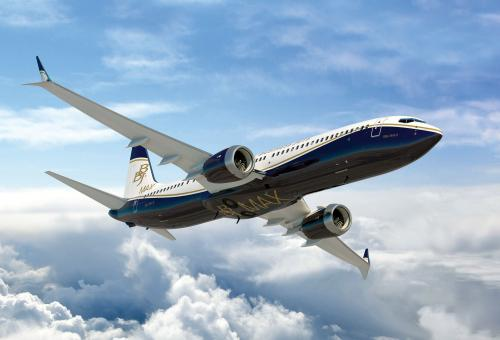 New Aircraft Preview: BBJ Max