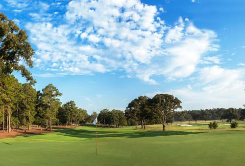 Bluejack National in Montgomery, Texas.