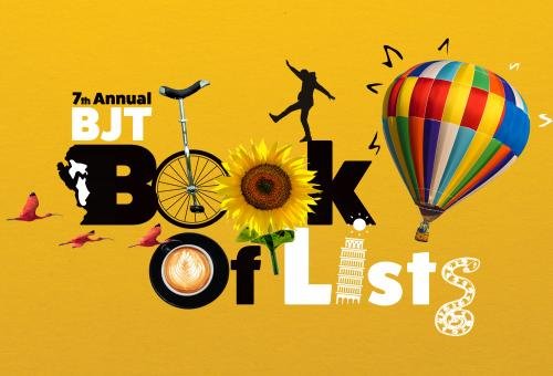 7th Annual Book of Lists