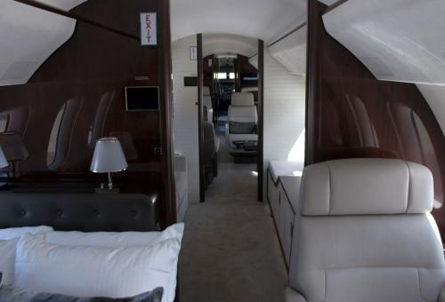 Inside Bombardier's Global 7500