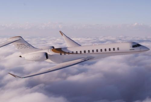 Bombardier's Global 7500 Achieves Certification