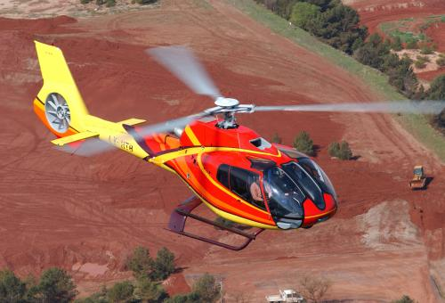 AIrbus Helicopters' Ecostar EC130B4