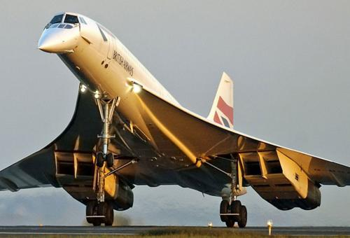 British/French Concorde
