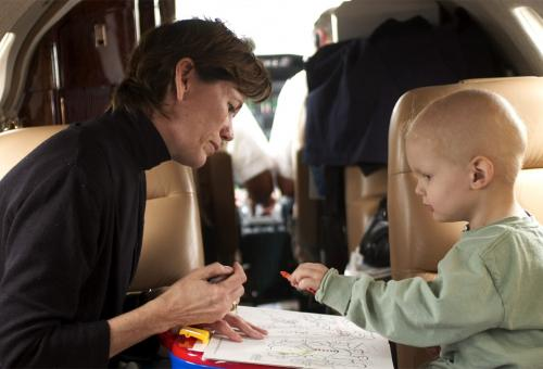 Corporate Angel Network Uses Bizav To Help Cancer Patients
