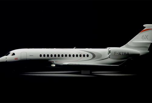 Inside Dassault's Newest Falcon