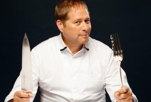 Chef David Kinch (Photo: David Morganti)