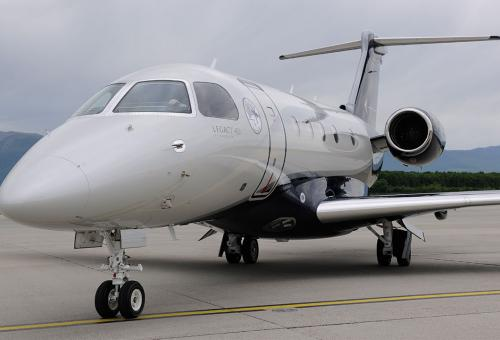 Coming to a Small Airport Near You: The Embraer Legacys