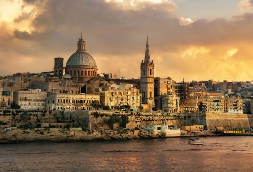 Malta's capital, Valletta  PHOTO: FOTOLIA