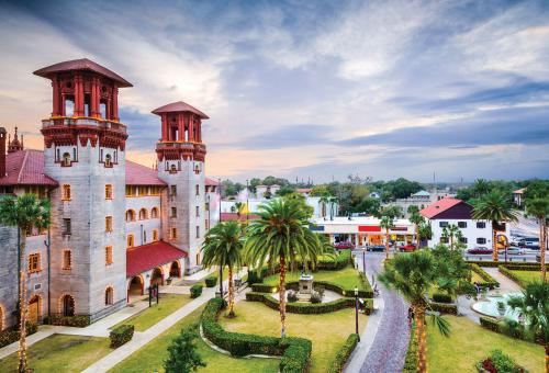 St. Augustine Photo: Fotolia