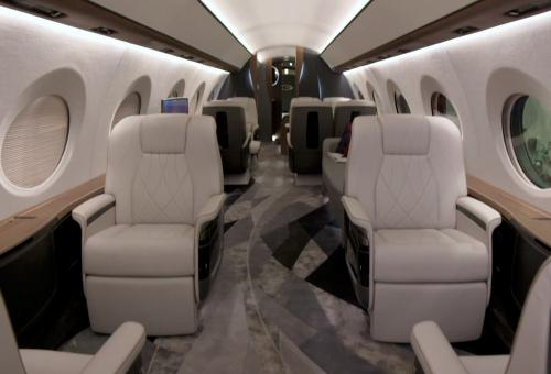 We Go Inside Gulfstream's G700
