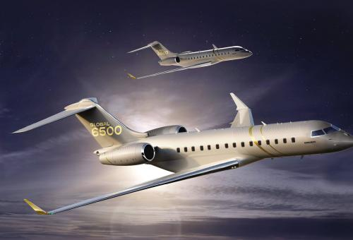 Bombardier Global 5500 and 6500