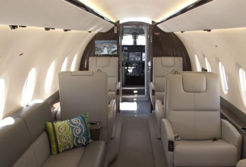 Spotlight on the Gulfstream G280 Cabin Interior