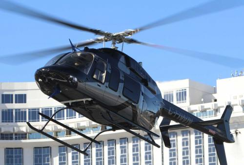 Congress Considers a New York City Helicopter Ban