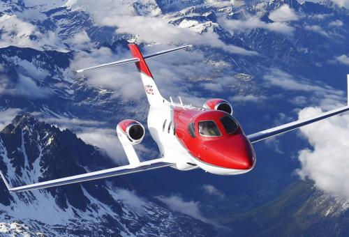 PHOTO: HONDAJET