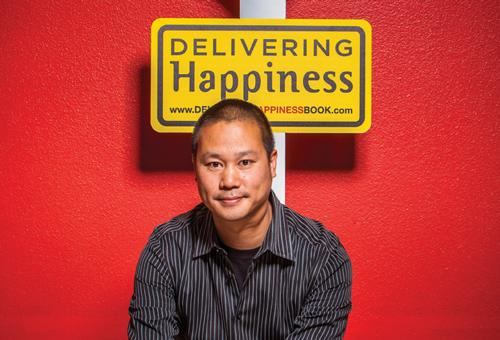 Zappo's Tony Hsieh, Photo:  Ryan Weber