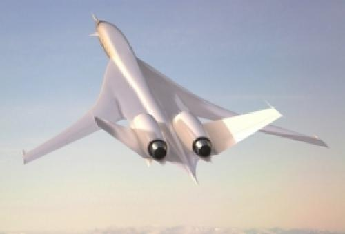 HyperMach Aerospace's planned 20-seat supersonic business jet