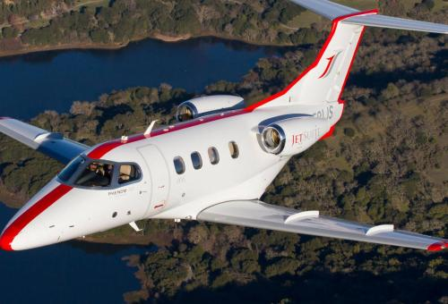 JetSuite Files For Chapter 11 Reorganization