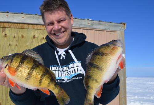This Isn't Your Grandfather's Ice Fishing
