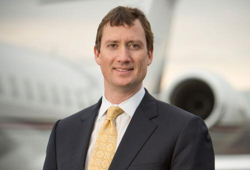 NetJets chairman and CEO Jordan Hansell (Photo: Bill Bernstein)