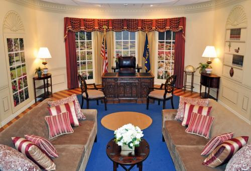 Oregon's Oval Office
