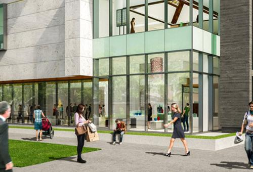 The $90 million Museum of the American Arts and Crafts Movement opens in December 2019.