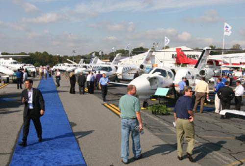 NBAA 2012 Kicks Off in Orlando