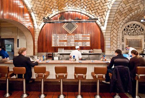 GRAND CENTRAL OYSTER BAR & RESTAURANT 80 E. 42nd Street, New York City (212) 490-6650