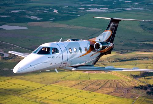 Embraer's Phenom100 light jet is the value-retention champion.