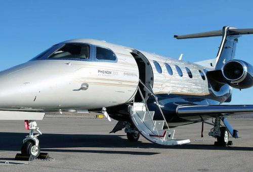 We Fly Embraer's New Phenom 300E