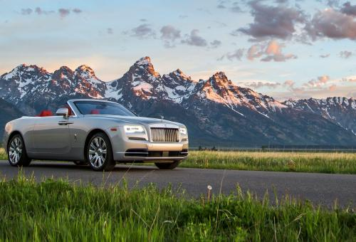 Rolls-Royce Dawn (Photo: Rolls-Royce Motorcars NA)