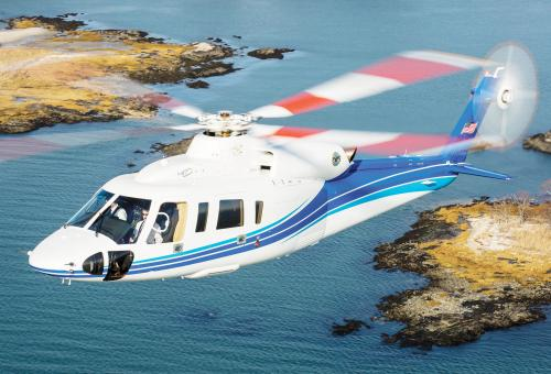 Brokers expect a host of new helicopter models, including Sikorsky's S-76D, to bring fresh inventory to the preowned market.