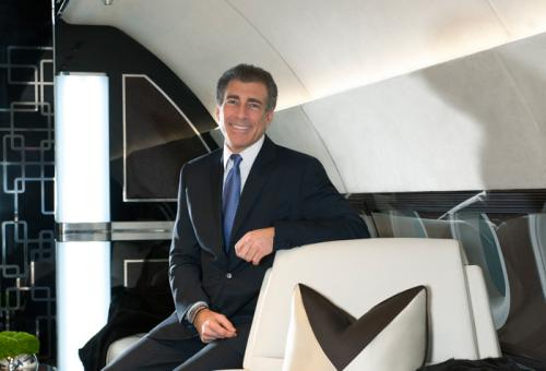 Steve Varsano, Owner of The Jet Business