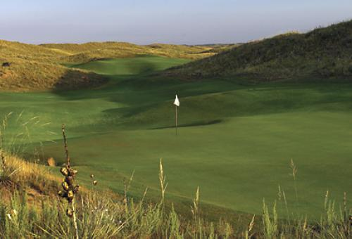 Remoteness used to be a liability with golf. Now, with Ballyneal in the Color