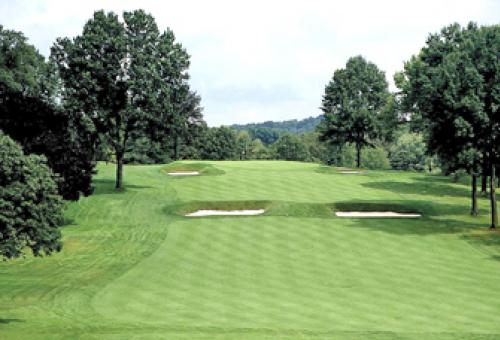 Brookside Country Club Hole No. 15