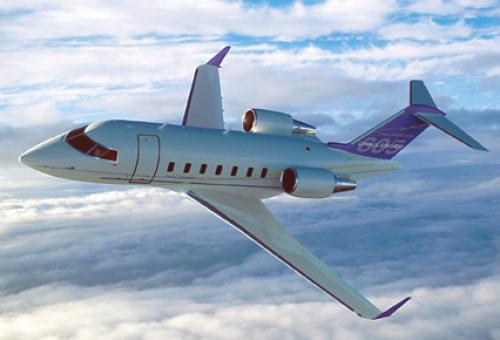 The wide-cabin Challenger 605 updates a venerable member of Bombardier's flee