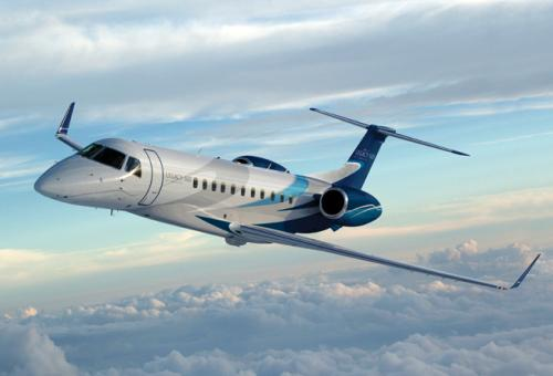 Although slightly slower than the Gulfstream G200, the Legacy 600 can fly non
