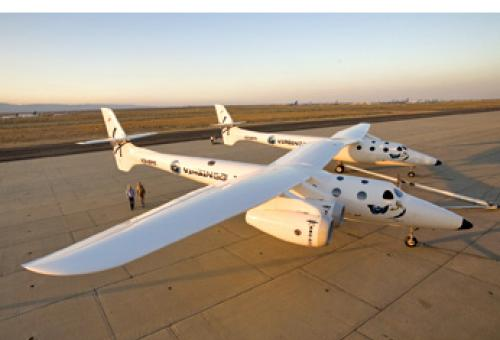 Want to give something really unique? How about a 2,500-mph space flight?