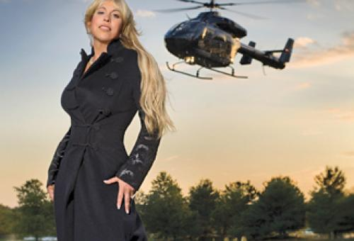 MD Helicopters' Lynn Tilton