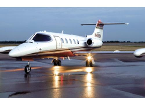 Best Jets refurbishes Learjet 24s and 25s and modifies their engines in a way