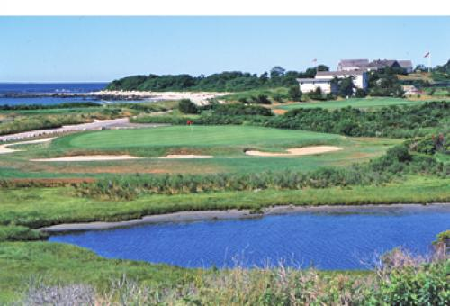 Fishers Island Club Hole No. 16
