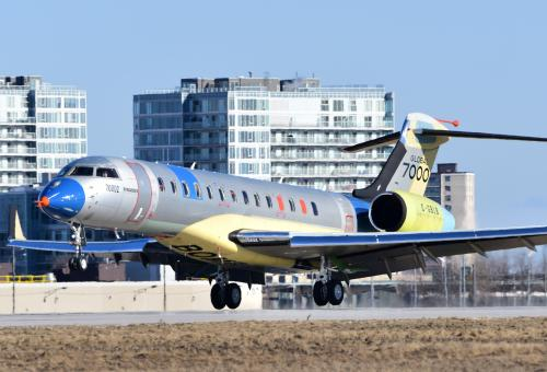 Bombardier Global 7000 S/N 70002