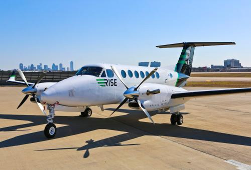 Surf Air Acquires Dallas-based Competitor Rise