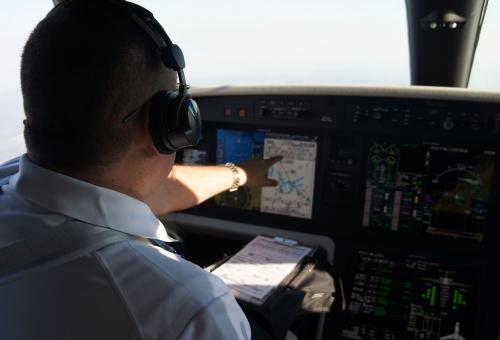 Bizav Leaders Seeing Shortages in Qualified Pilot Pool