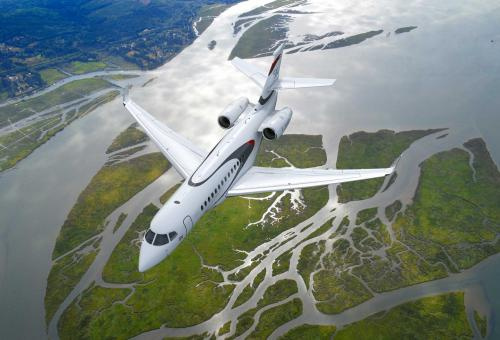 Dassault axes Falcon 5X, launches new jet with new engine