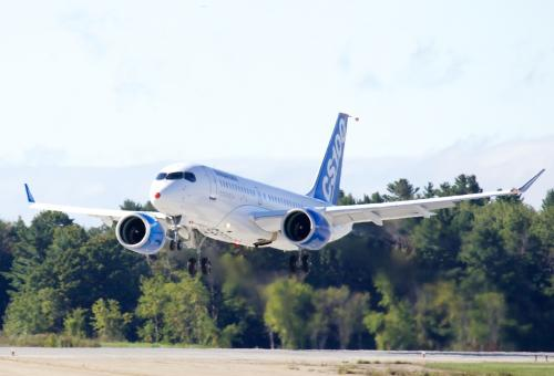 Bombardier Victorious in C Series Dispute with Boeing