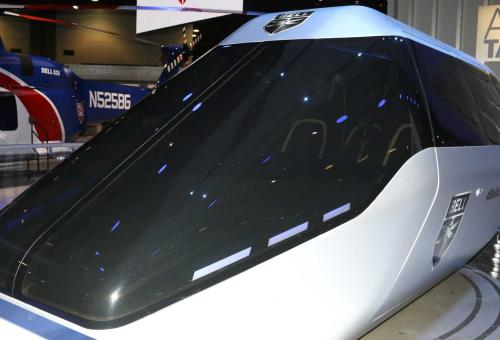There's No Turning Back from an eVTOL Future