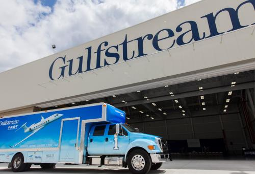 Gulfstream Ups the Ante on Support with AOG Call Center