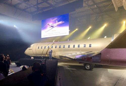 Bombardier Adds Pair of New Globals