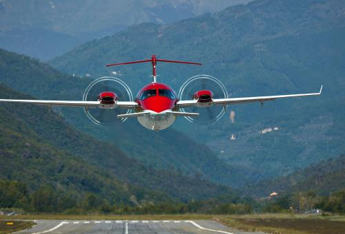 Piaggio Aerospace Looks for a Buyer